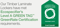Green Tag Cetified